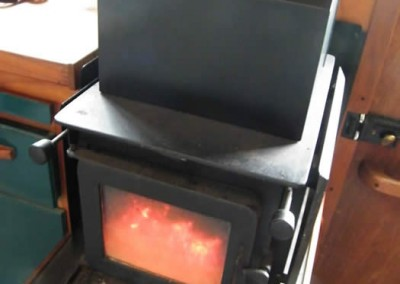 Backing with The Little Honey Oven
