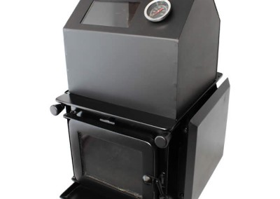 The Little Honey Oven on Stepped-back Model