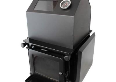 The Little Honey Oven on Stepped-back Model
